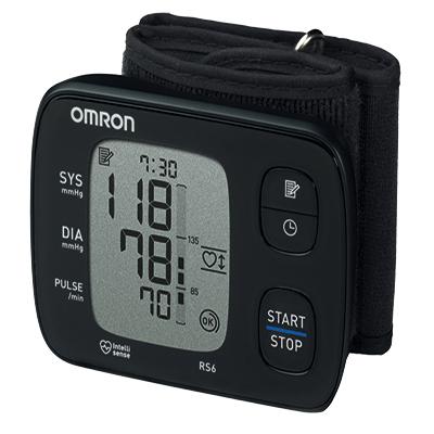 Omron RS 6 Vollautomatisches Blutdruckmessgerät