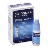 Contour Next Kontrolllösung normal (2,5 ml)